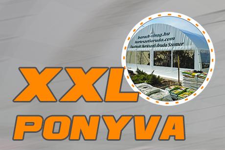 Ponyvakészítés, sátorponyva készítés, XXL ponyva Tatabánya